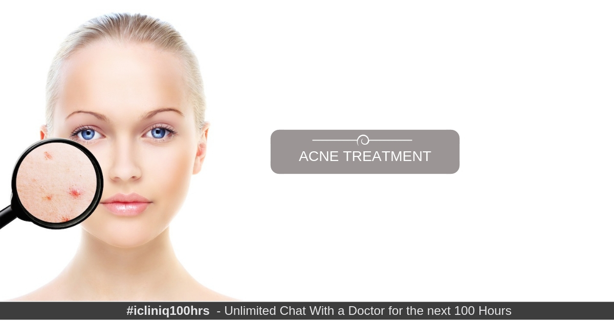 Acne Treatment - Types, Side Effects, and More