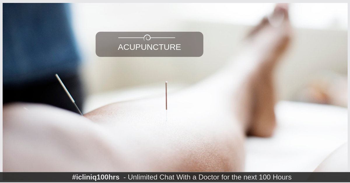 Acupuncture - an Individualistic Approach