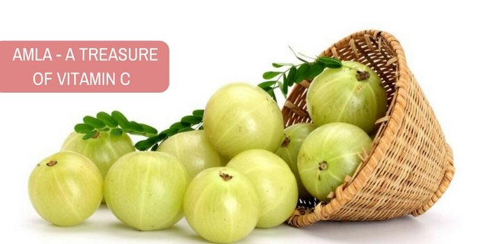 Amla - a Treasure of Vitamin C