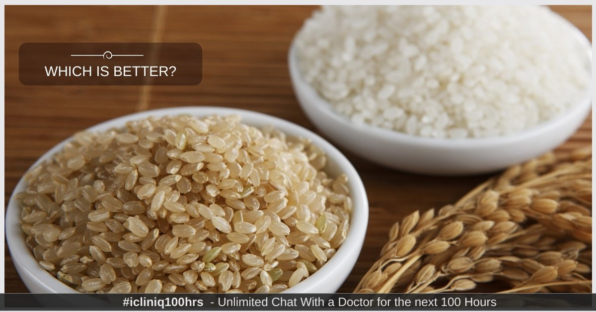 Brown Rice and White Rice - Which Is Better?