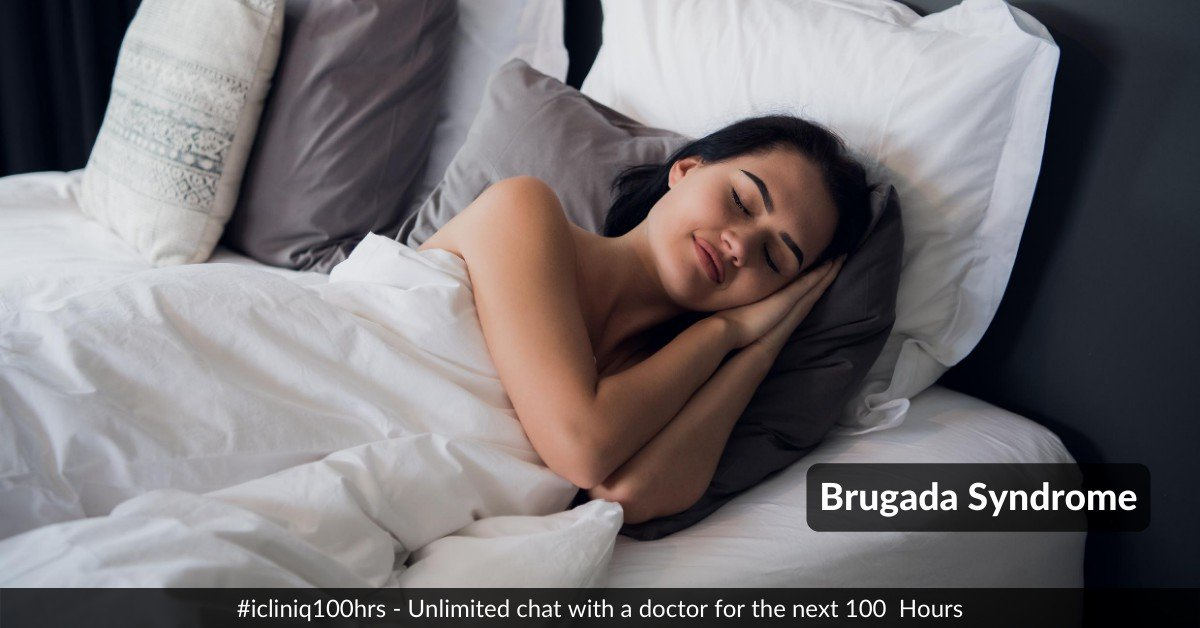 Brugada Syndrome - the Silent Night Killer