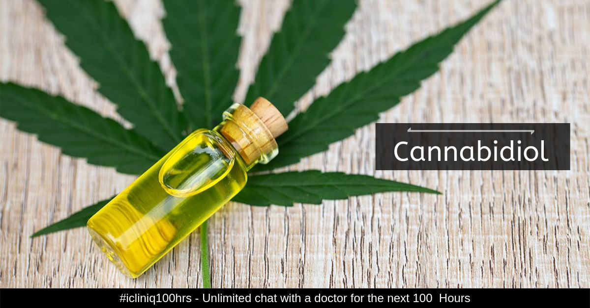 Cannabidiol (CBD) Oil - Uses and Health Benefits