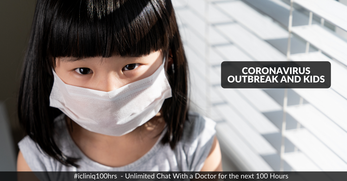 Caring for Children During the Coronavirus Outbreak