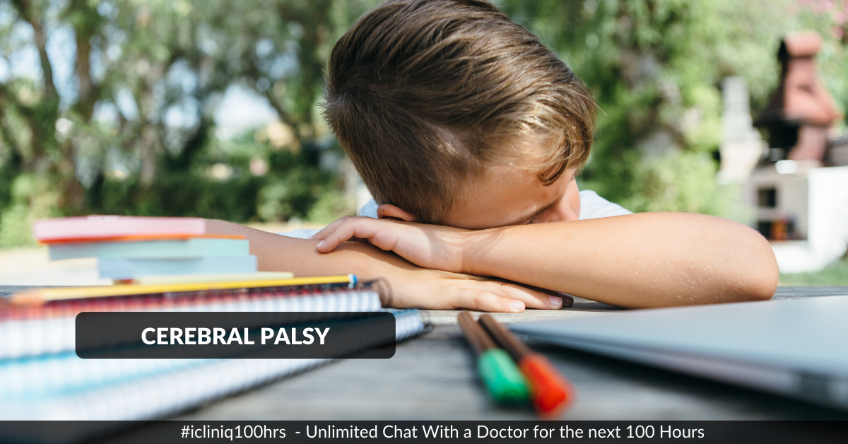 Cerebral Palsy - Causes, Symptoms, Types, and Treatment