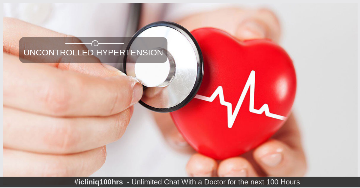 Common Causes of Uncontrolled Hypertension