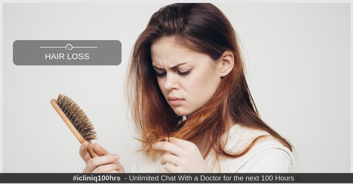 Common Types of Hair Loss