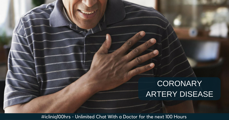 Coronary Artery Disease - a Common Fatal Heart Problem