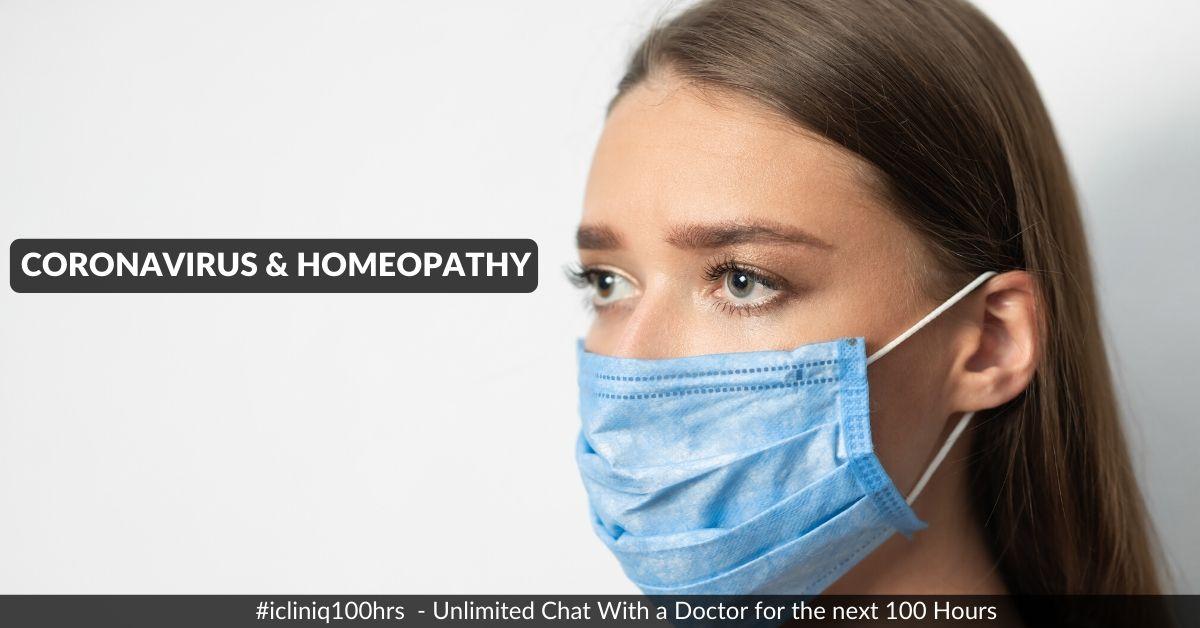 Coronavirus and Homeopathy