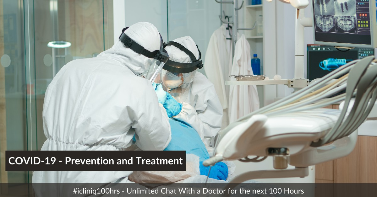 COVID-19 - Prevention and Treatment