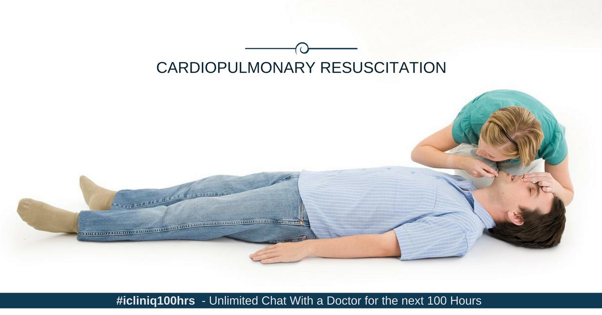 CPR, a Life Saving Procedure
