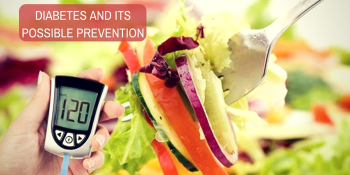 Diabetes and its Possible Prevention