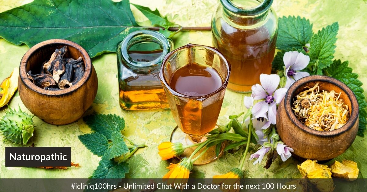 Fight Common Cold the Naturopathic Way