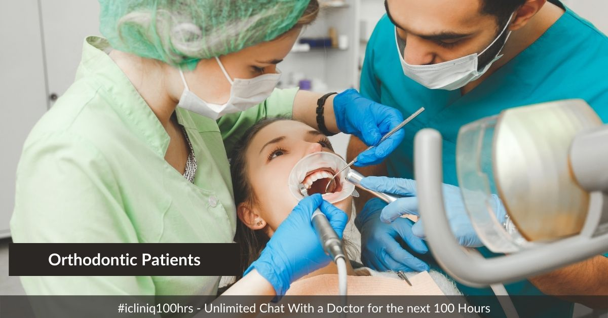 General Instructions for Orthodontic Patients