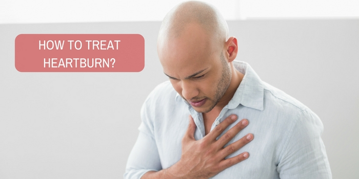 How to Treat Heartburn?