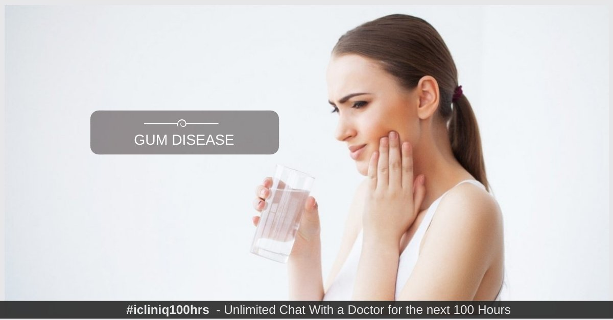 Does Gum Disease Affect Your Overall Health?