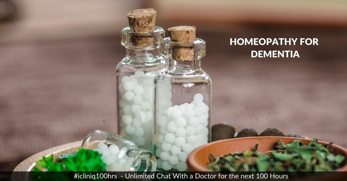 How Does Homeopathy Help in Dementia?