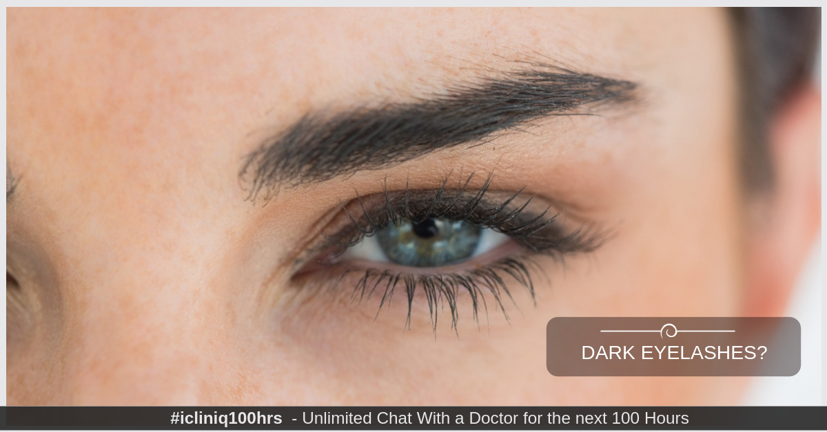 How to Grow Thick and Dark Eyelashes?