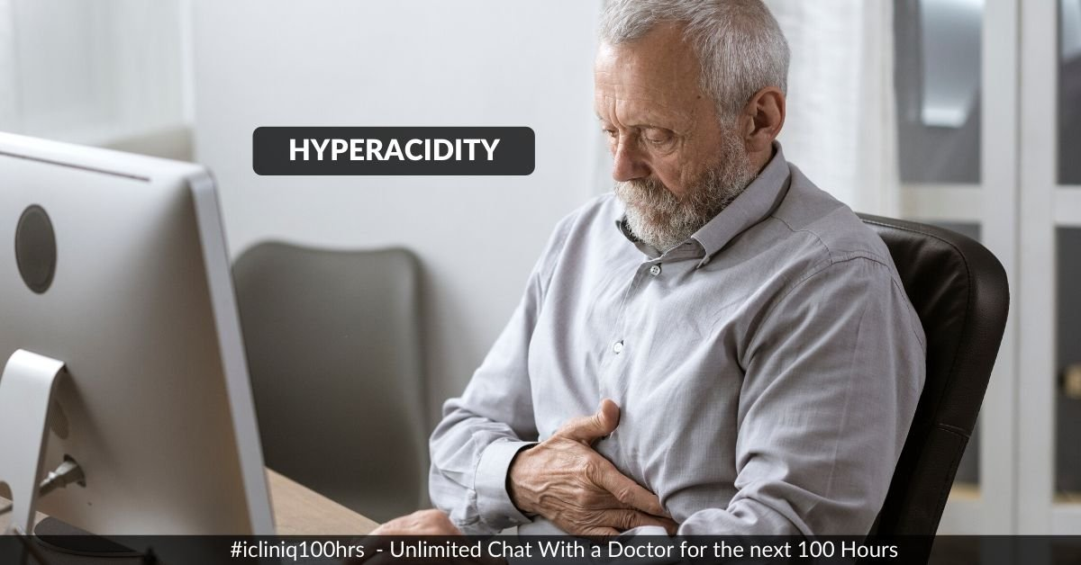 Hyperacidity - a Common and Ignored Evil