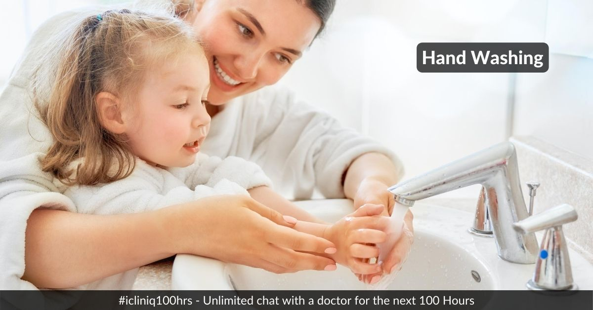 Importance of Hand Washing