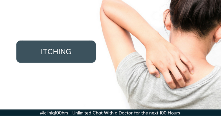 Itching - a Common Symptom of Skin Disorder