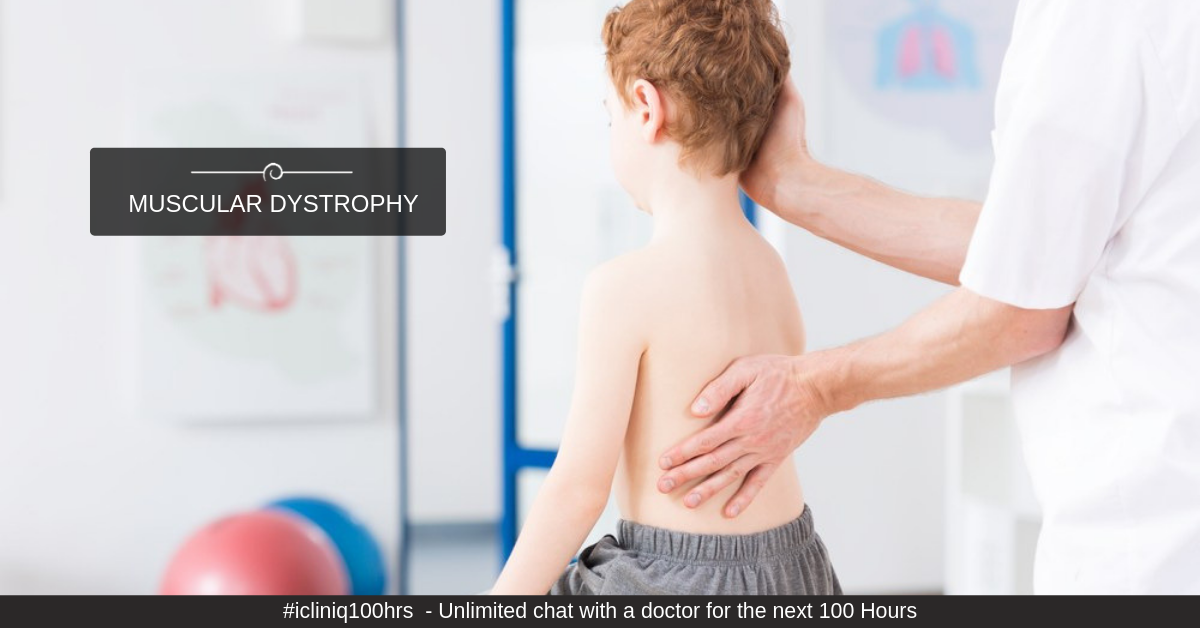 Detailed Information About Muscular Dystrophy