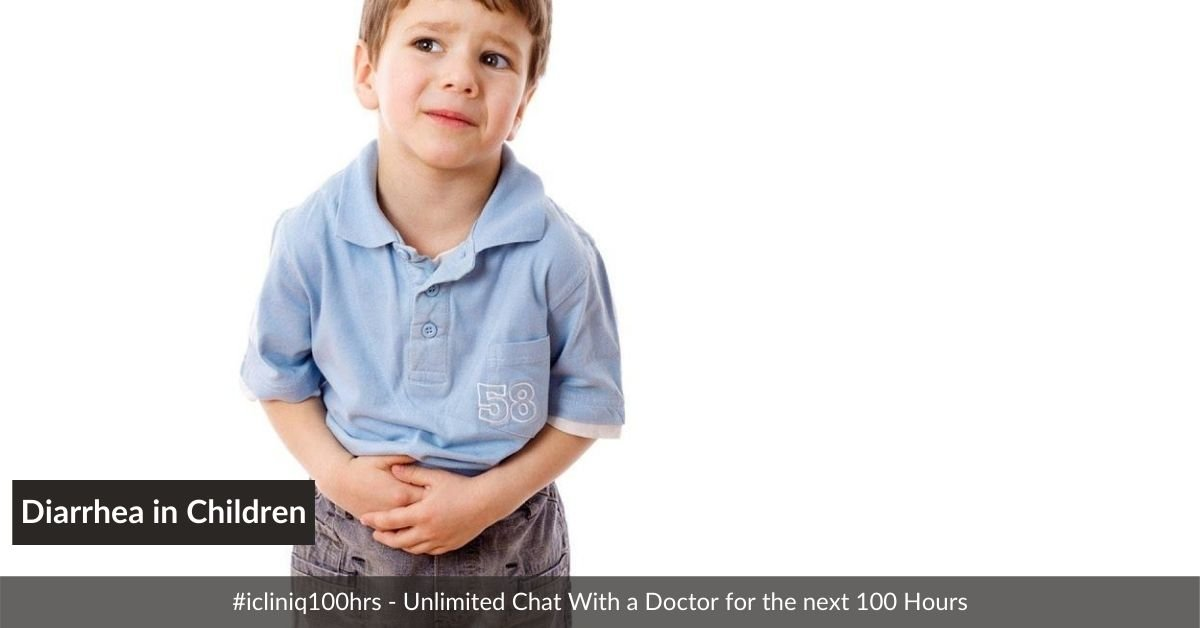 Nutritional Management of Diarrhea in Children