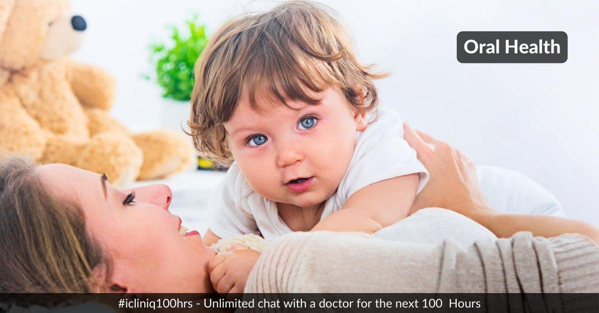 Oral Health in Breastfed Babies