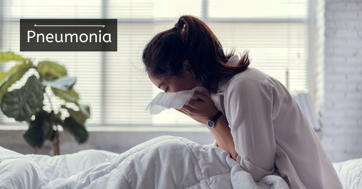 Pneumonia - Symptoms, Causes, Risk Factors, Diagnosis, Treatment and Prevention