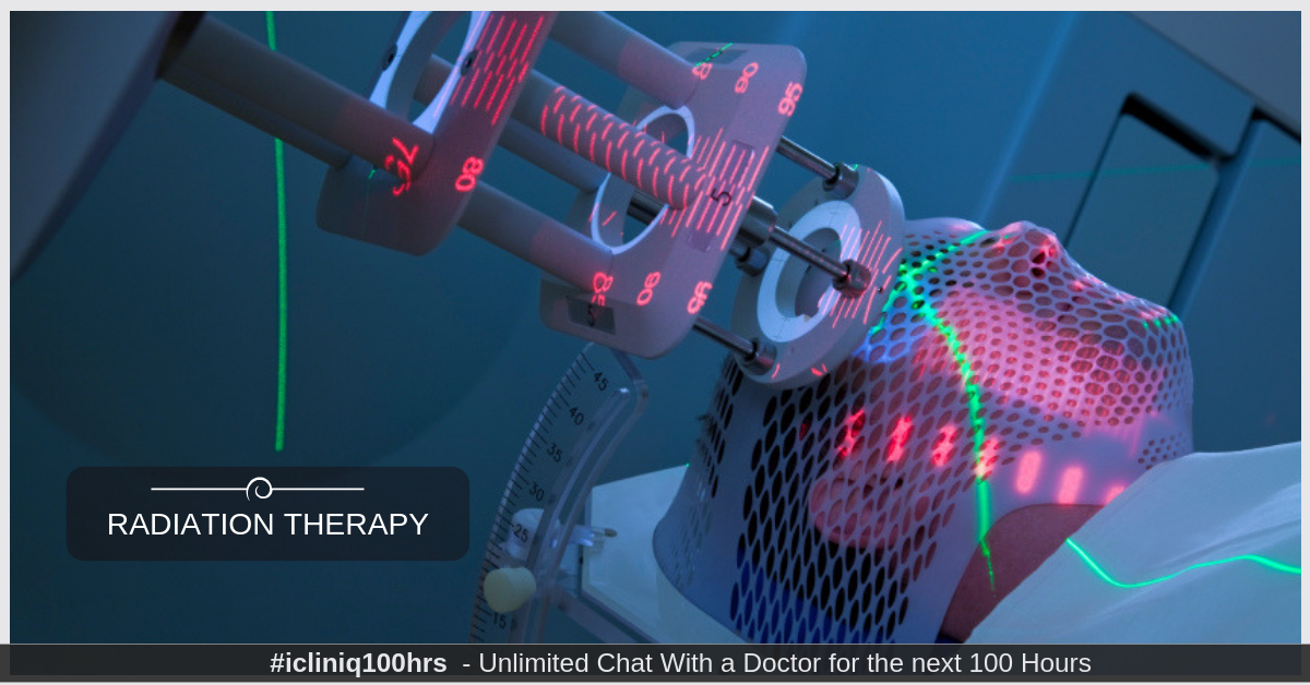 Radiation Therapy for Cancer - Myths and Facts