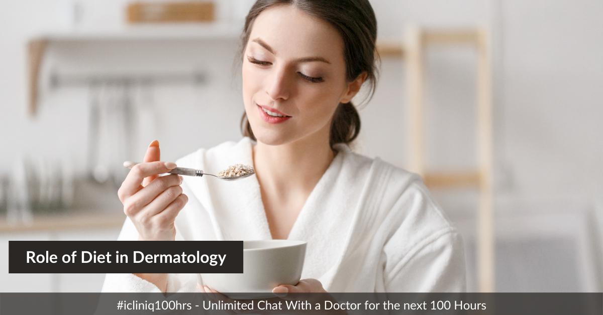 Role of Diet in Dermatology
