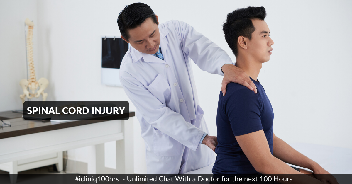 Spinal Cord Injury - Causes and Management