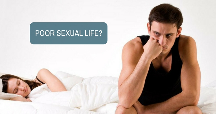 Stepwise Approach to Overcome Poor Sexual Life