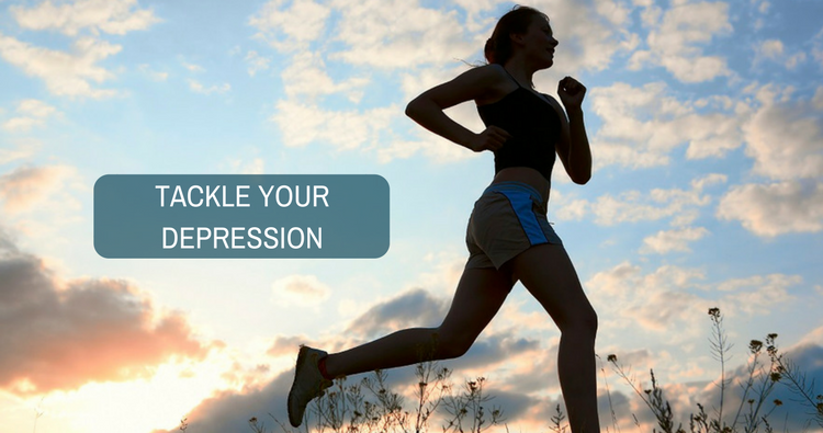 Tackle Your Depression With Exercise