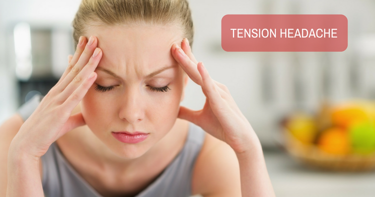 Tension Headache, A Variant Of Migraine