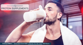 Protein Supplements - Types and Need