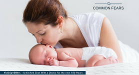 Common Fears of a Mom-To-Be
