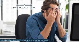 5 Tips for Digital Eye Strain