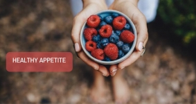 Tips for Healthy Appetite