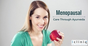 Menopausal Care Through Ayurveda
