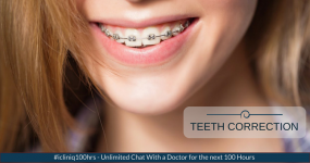 Malaligned Teeth Correction Using Invisalign or Clearbite Therapy