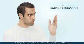 Hair Superfoods: What to Eat for Hair Fall Control?