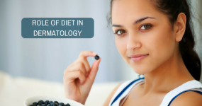 Role of Diet in Dermatology