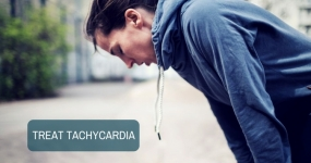 Treat Tachycardia (increased heart rate) with Home Remedies!!