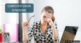 Computer Vision Syndrome - the Uprising Monster of Eye Problems