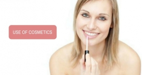 Judicious Use of Cosmetics in Daily Life