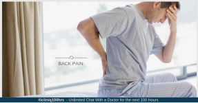 Non-Surgical Management of Back Pain - Activity Modification and Drugs