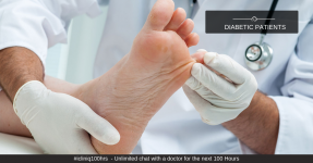 Foot Care in Diabetic Patients
