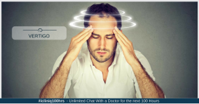 Vertigo: Symptoms, Causes and Treatment