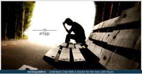 Post-Traumatic Stress Disorder (PTSD): Reliving the Trauma