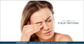 Why Is My Eyelid Twitching?